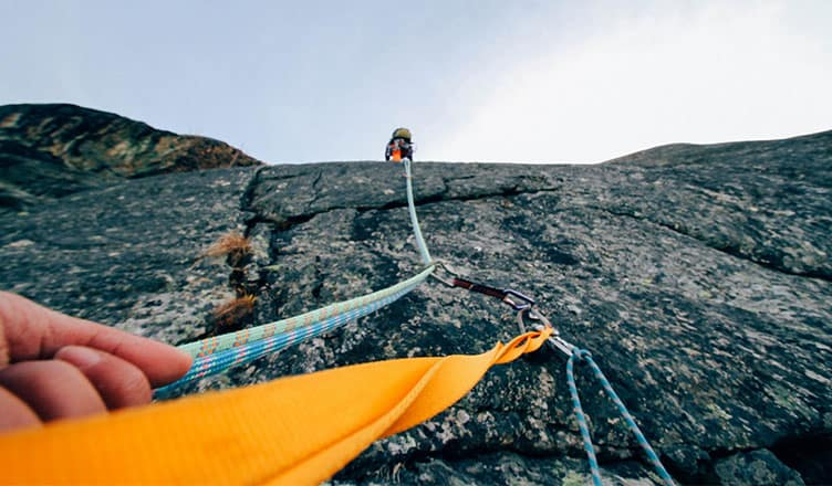 climb - Free Climbing and You: How to Become Faster and Better